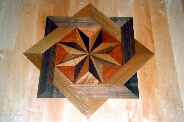 Maple Inlay